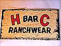 H bar C