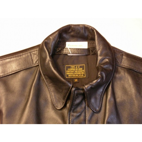 Vanson バンソンmade In Usa Leather Jacket 商品詳細