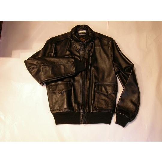 vanson leather jacket: